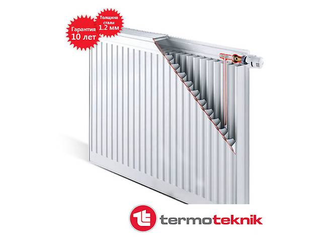 Металлический радиатор (батарея) TermoTeknik (Англия)- объявление о продаже  в Тернополе