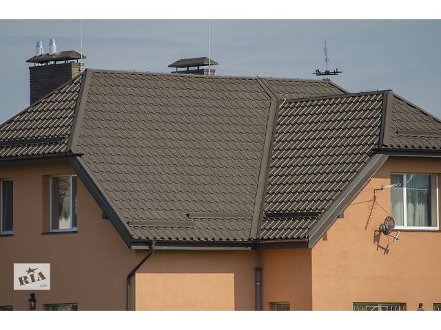 Металлочерепца Германия 0,5мм- объявление о продаже  в Киеве