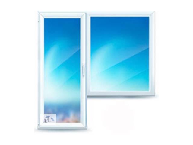 продам Металлопластиковый балконный блок Rehau бу в Днепре (Днепропетровск)
