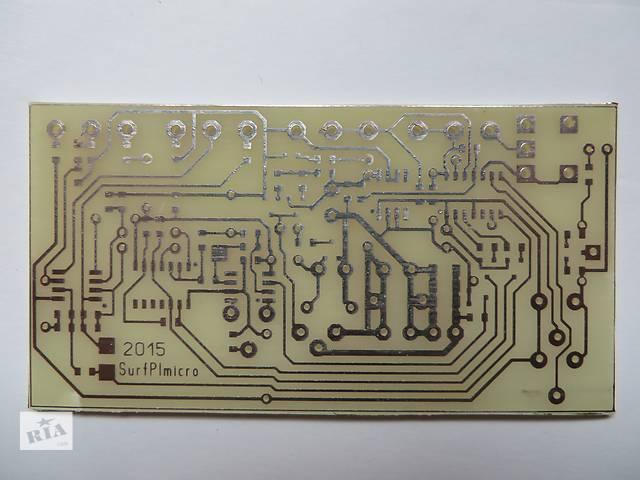 Металлоискатель White's SurfMaster PI на микроконтроллере, плата для сборки- объявление о продаже  в Днепре (Днепропетровске)