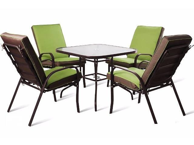 продам Металлическая садовая мебель набор для террасы, кафе MAJORKA бу в Тернополе