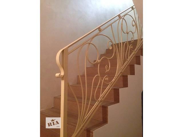 продам Металлические лестницы.Кованые перила под заказ. Монтаж бу в Киеве