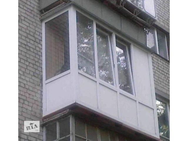 продам Метало-пластиковые окна, двери и балконные рамы Обшивка балконов, домо бу в Житомирской области