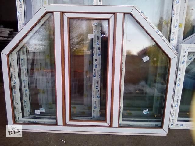 бу Металлопластиковые окна и двери с ПРОИЗВОДСТВА, без посредников в Ровно