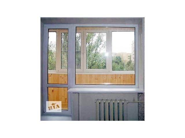 купить бу Металопластиковые балконные блоки в Николаеве