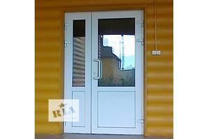 Новые Металлопластиковые двери