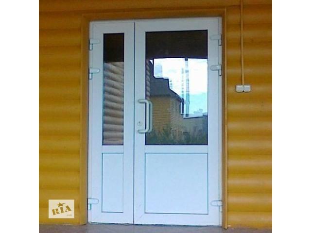 продам Металопластиковые двери бу в Николаеве