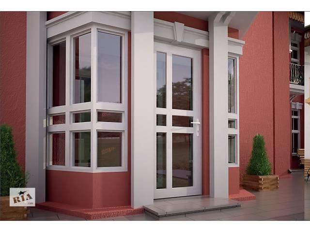 продам Метелопластиковие окна,двери балкони бу в Ровно