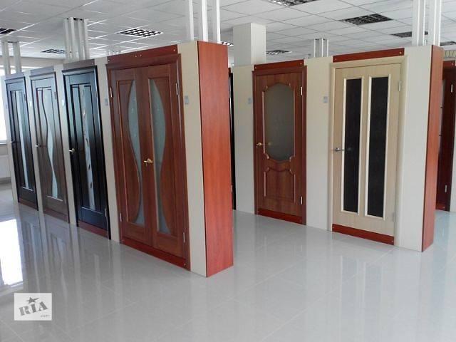 купить бу Межкомнатные дверные блоки (полотно, коробка, наличник,фурнитура) в Николаеве