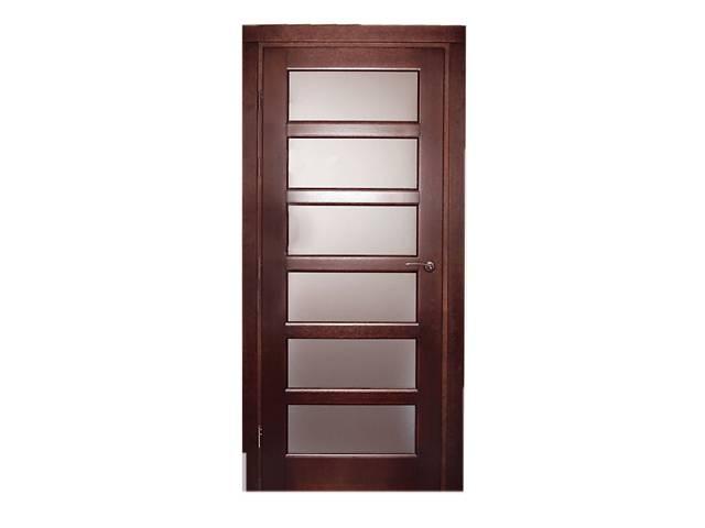 Межкомнатные двери с натурального дерева- объявление о продаже  в Виннице