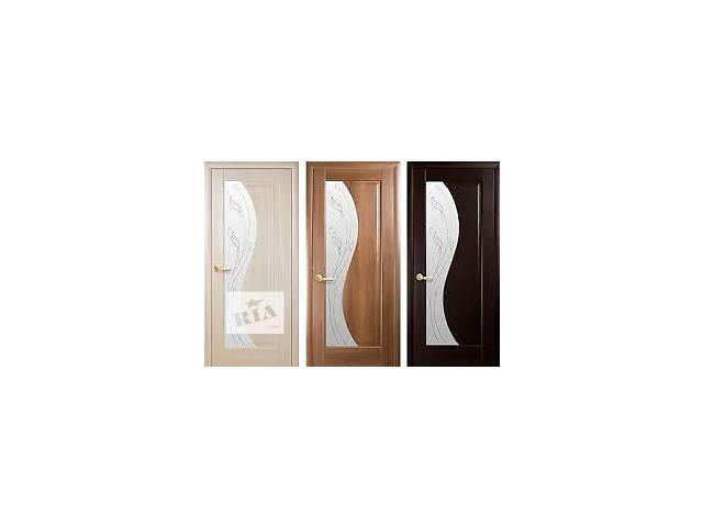 Мдф двері / деревяні двері та вікна мльвів