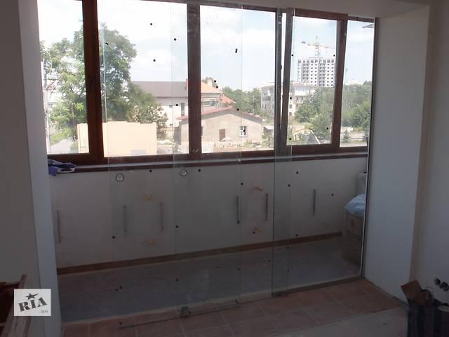 купить бу Межкомнатные раздвижные перегородки из стекла в Одессе
