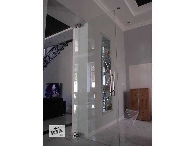 купить бу Межкомнатные стеклянные двери в Одессе