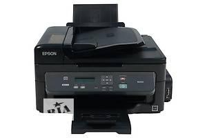 Новые Принтеры чернобелые Epson