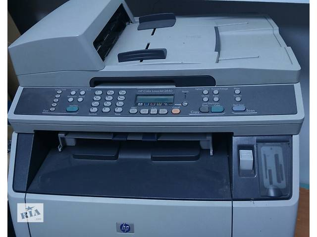 бу МФУ HP Color LaserJet 2840 бу  в Киеве