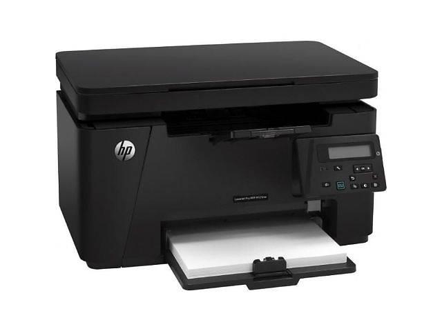 купить бу МФУ HP LaserJet Pro FMP M125nw (лазерный принтер, сканер, копир хп м125нв) в Харькове