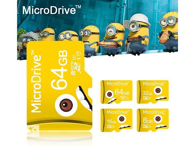 продам microSDHC 16 Gb (minions) бу в Тернополе