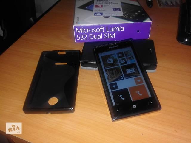 продам Microsoft Lumia 532 Dual Sim  бу в Чернигове