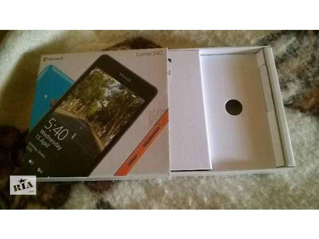 бу Microsoft Lumia 540 Dual SIM+ подарок в Сумах