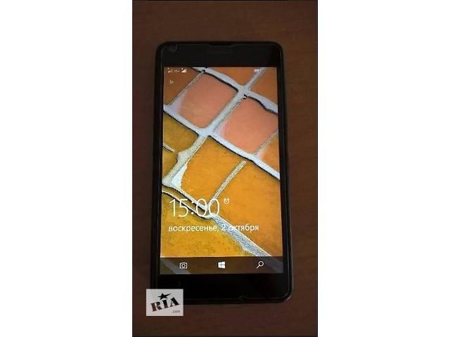 продам Microsoft Lumia 640 DS Black бу в Виннице