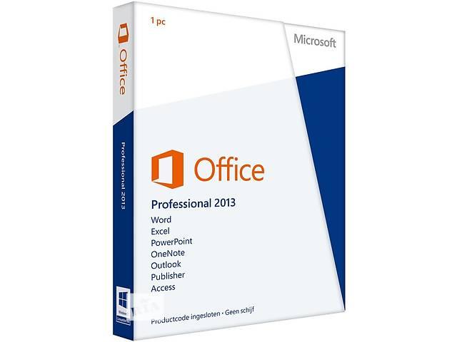 продам Microsoft Office 2013 лицензия на постоянной основе бу в Киеве