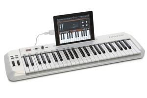 б/у MIDI клавиатуры Samson