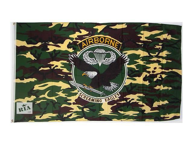 продам Mil-Tec флаг 101st Airborne Division бу в Киеве