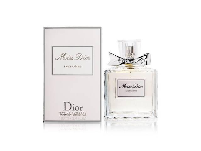 продам Miss Dior Eau Fraiche Christian Dior для женщин ( 100 мл ) бу в Днепре (Днепропетровске)