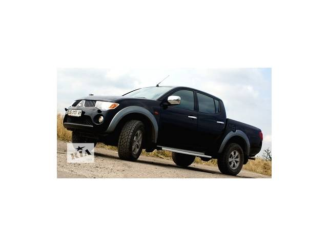 бу Mitsubishi L 200 запчасти б/у  4WD Super Select в Киеве