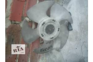 б/у Вентилятор осн радиатора Mitsubishi Carisma