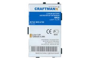 Новые Аккумуляторы для мобильных Craftmann