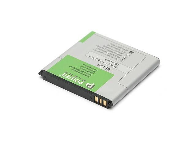 Аккумулятор PowerPlant Lenovo S760 (BL194) 1500mAh