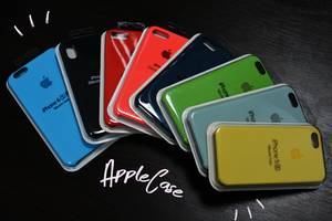 Новые Силиконы Apple