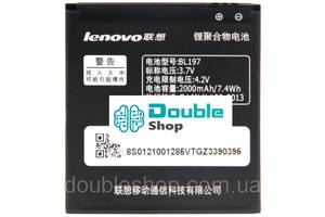 Новые Аккумуляторы для мобильных Lenovo