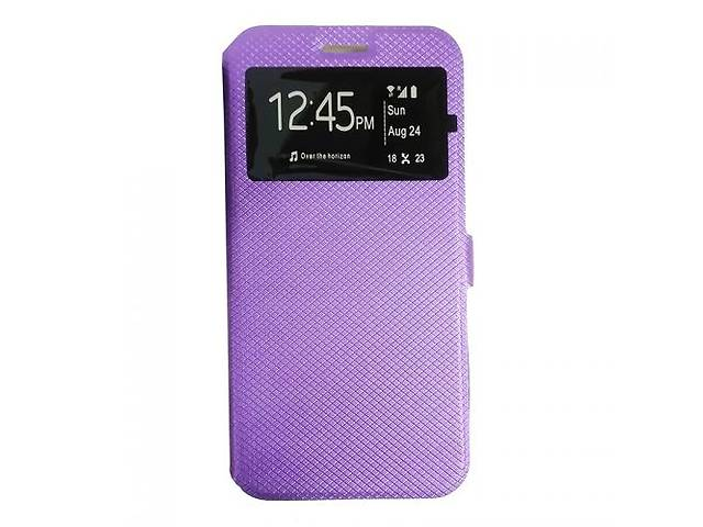 Чехол-книжка Meizu M3 mini3S violet Window
