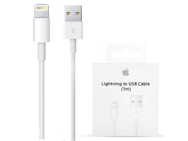 Кабель Lightning Apple Lightning to USB Cable (1m)