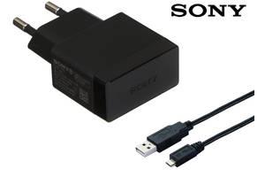 Нові Зарядні пристрої для мобільних Sony Ericsson