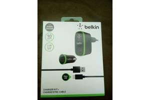 Зарядные устройства для мобильных Belkin