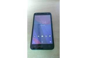 б/в Мобільні на дві СІМ-карти Alcatel