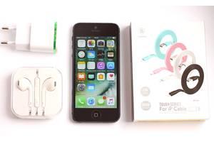 б/в Имиджевые мобильные телефоны Apple Apple iPhone 5