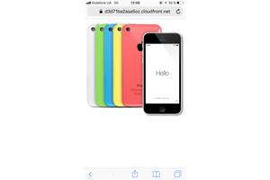 Сенсорные мобильные телефоны Apple Apple iPhone 5C