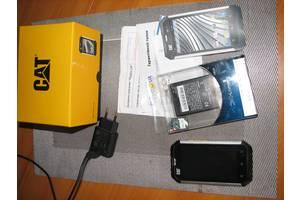 б/у Мобильные на две СИМ-карты Caterpillar