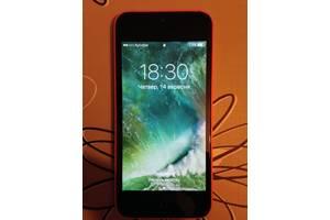 б/у Сенсорные мобильные телефоны Apple Apple iPhone 5C