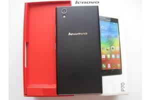 б/у Мобільні на дві SIM-картки Lenovo Lenovo P70