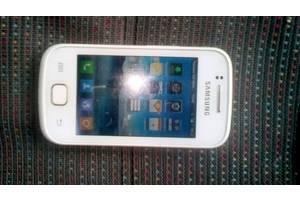 б/у Samsung Samsung S5660 Galaxy Gio Silver White