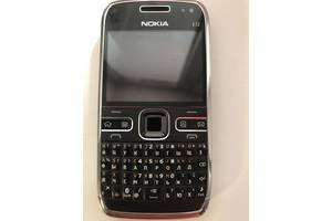 б/у Мобильные с QWERTY-клавиатурой Nokia Nokia E72 White