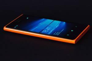 б/у Сенсорные мобильные телефоны Nokia Nokia Lumia 730 Dual SIM
