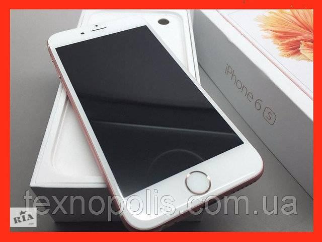 продам Новий IPhone 6s + Гарантія 12 міс + Чохол і Скло айфон 4s/5s/5c/5/7/7+ бу в Сумах