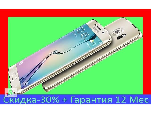 купить бу Новый Samsung Galaxy S7 2016 + Гарантия 12 мес + Чехол и Стекло самсунг s4/s5/s6/s7/s8/j2/j3/j4/j5/j6/j7 в Львове