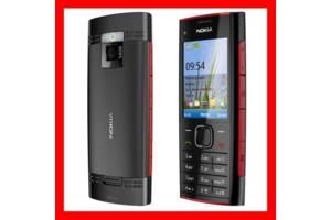 Новые Мобильные на две СИМ-карты Nokia Nokia X2-01